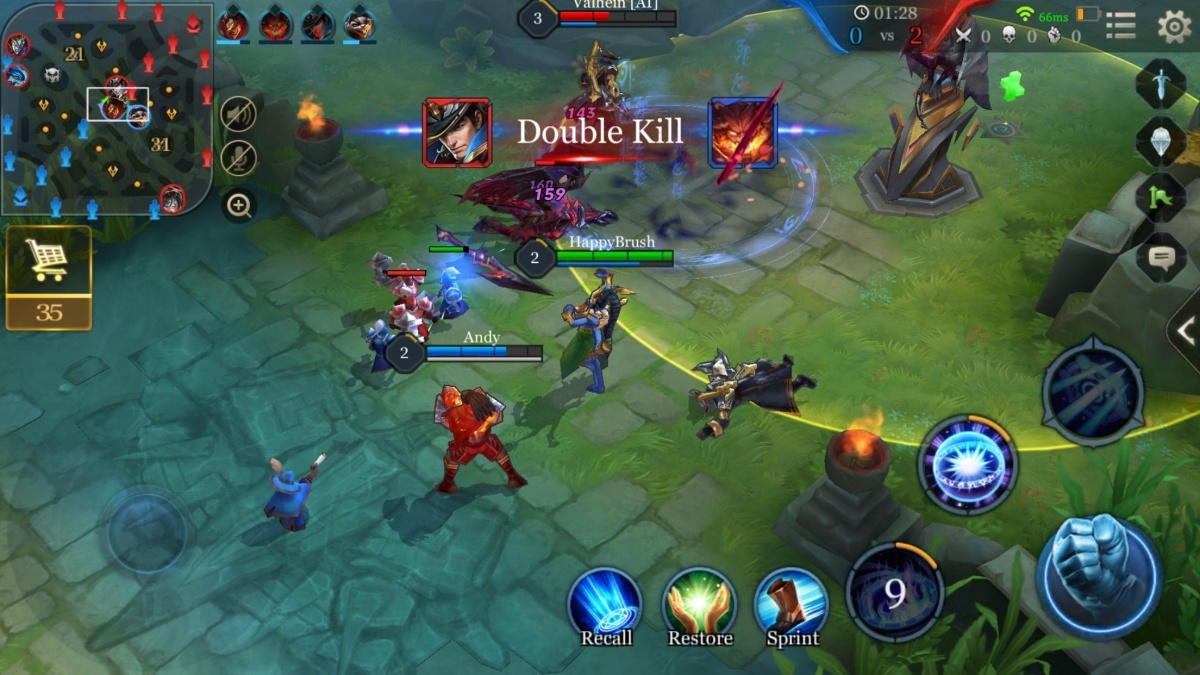 Arena of Valor Closed Nintendo Switch Beta Beginner's Guide