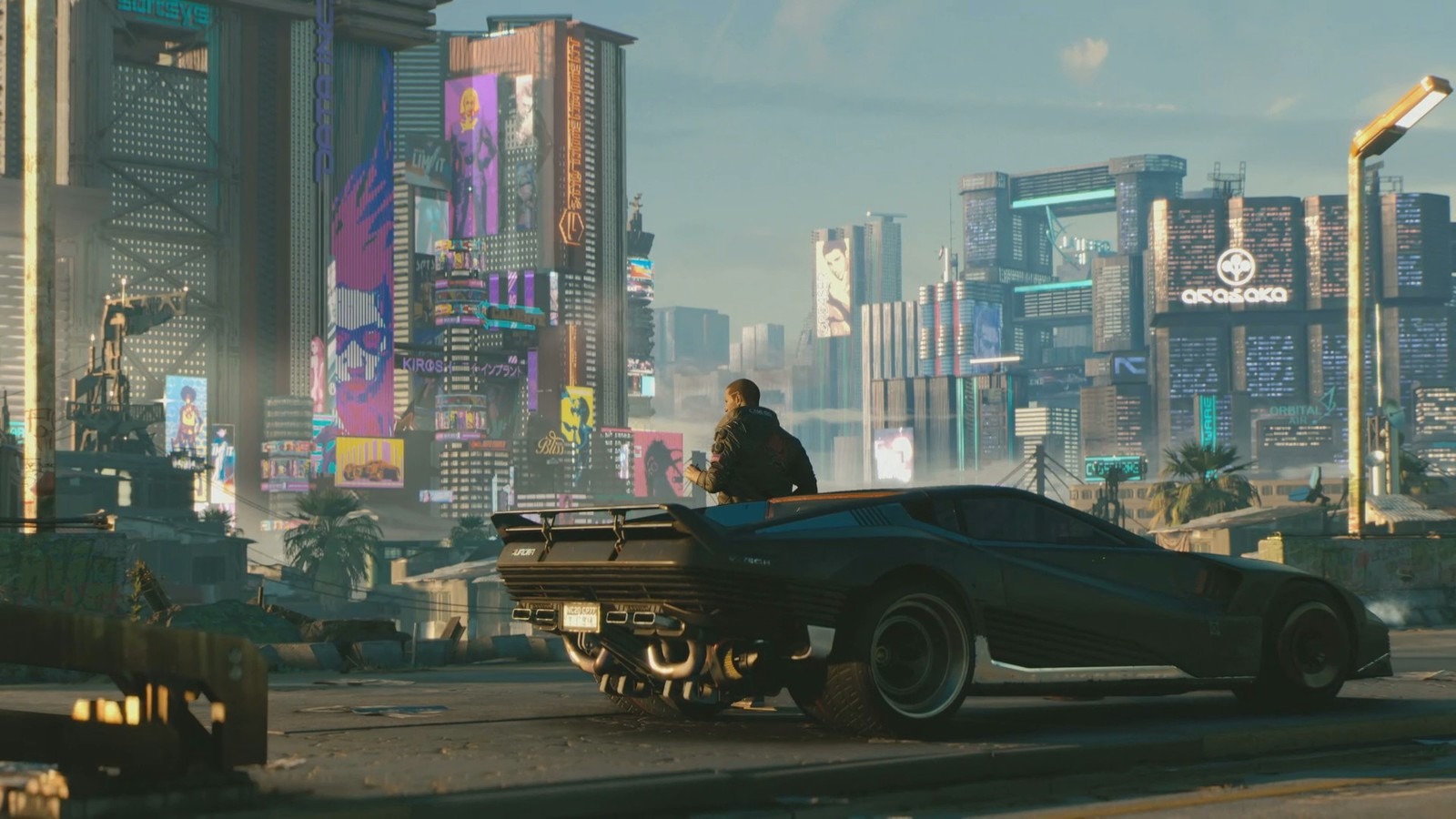Cyberpunk 2077 was a fan favorite among viewers and at the show.