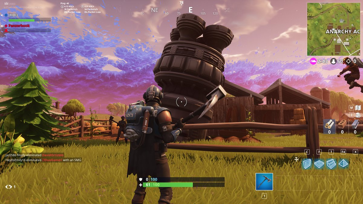 source reddit - what time is the rocket launching in fortnite