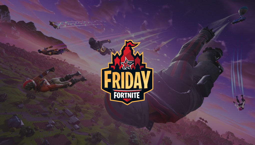 keemstar friday fortnite umg tournament - 20000 fortnite tournament bracket