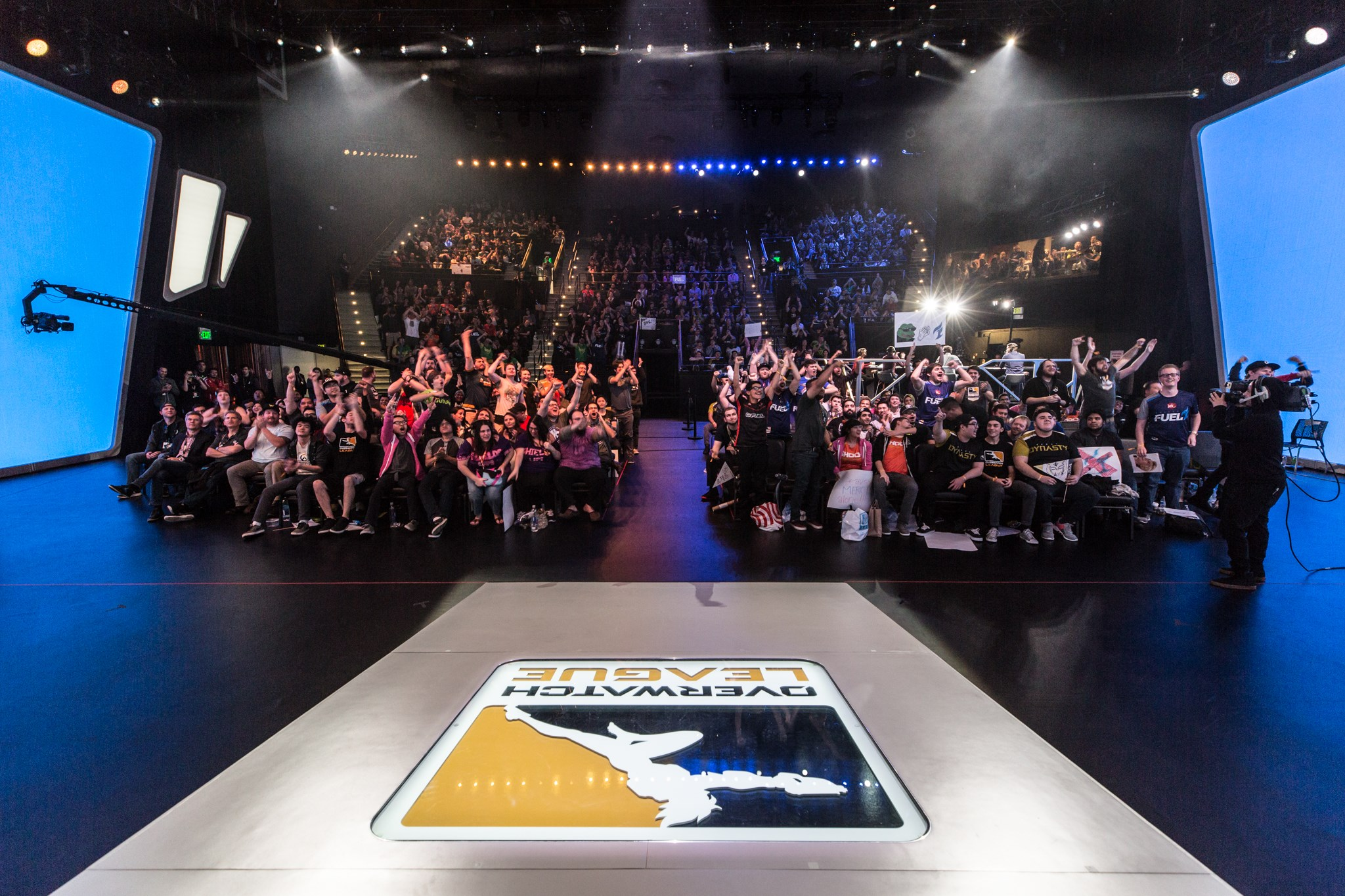 Overwatch League Reveals 2019 Roster Rules