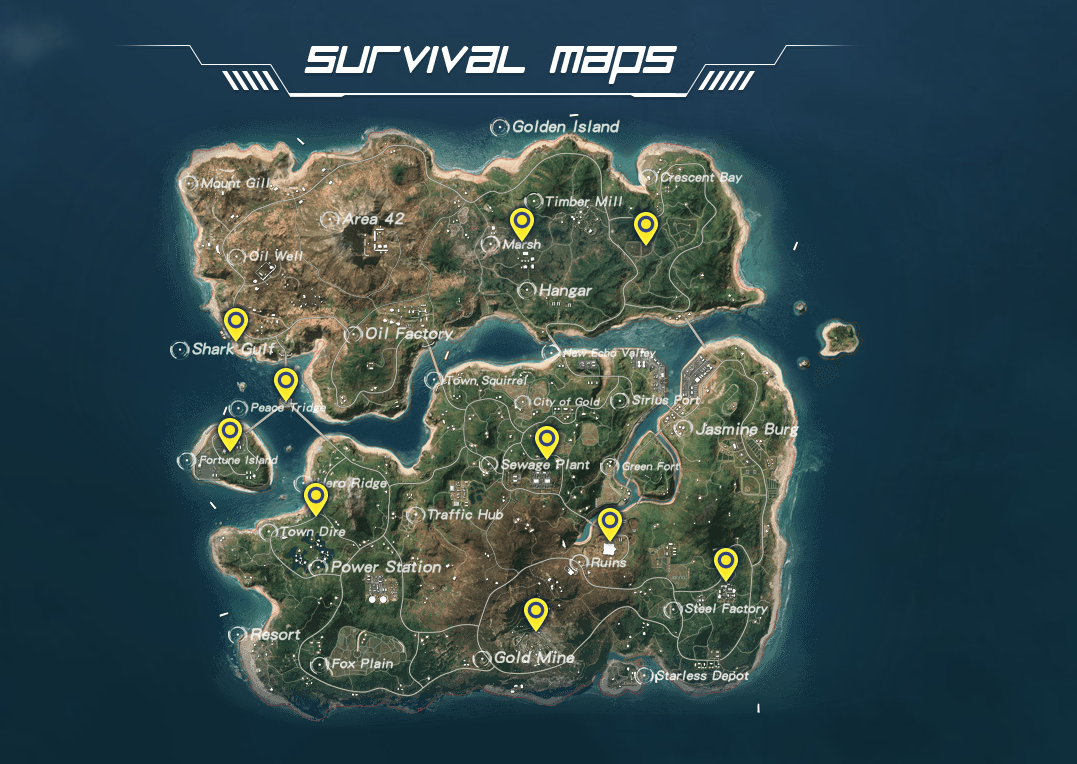Popular Battle Royale Game Rules of Survival Removed From Steam