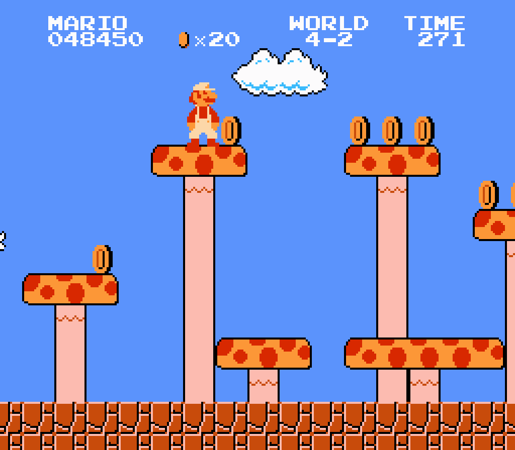 A little game called Super Mario Bros on the Nintendo Entertainment System helped rebuild what was lost during the video game crash.