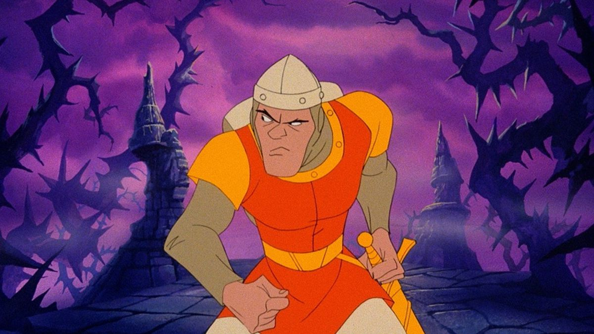 Dragon's Lair brought a whole new style of presentation to arcades in 1983.