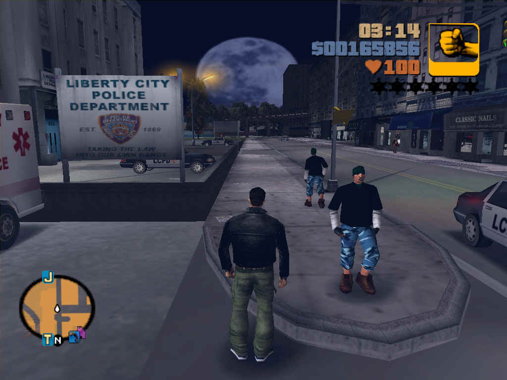 Grand Theft Auto 3 is a title that Herman says helped shape the industry. It established many of the open-world themes seen today.