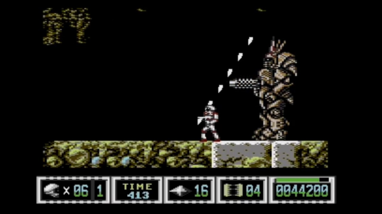 Games like Turrican 2 without modern representation or ways to keep the games alive are in danger.