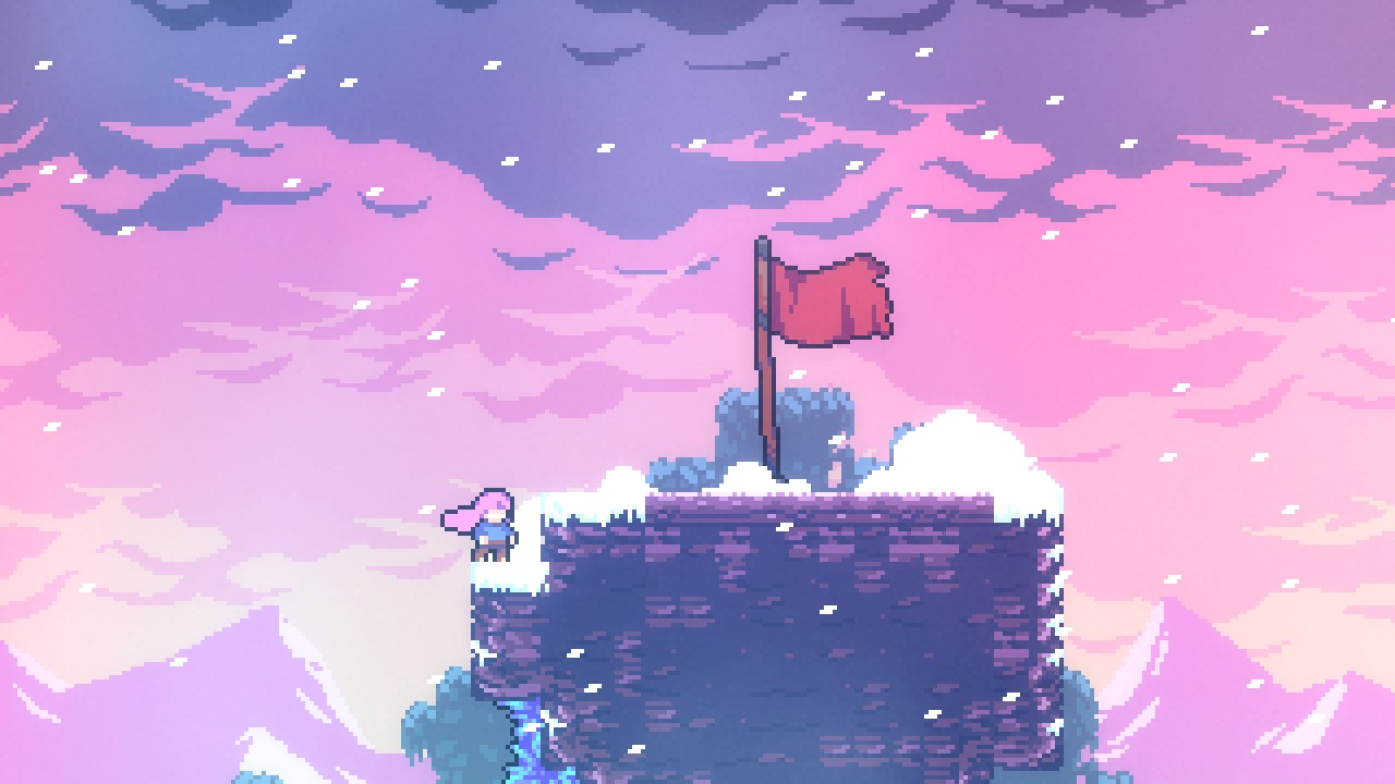 As we saw at SGDQ, Celeste makes for an entertaining race.