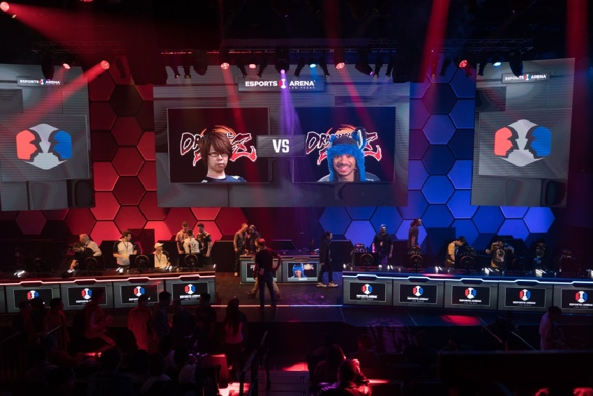 TGFC won't be the first time the Luxor Esports Arena has played host to a fighting game showdown, but it may be one of the most exciting event cards to appear thusfar.