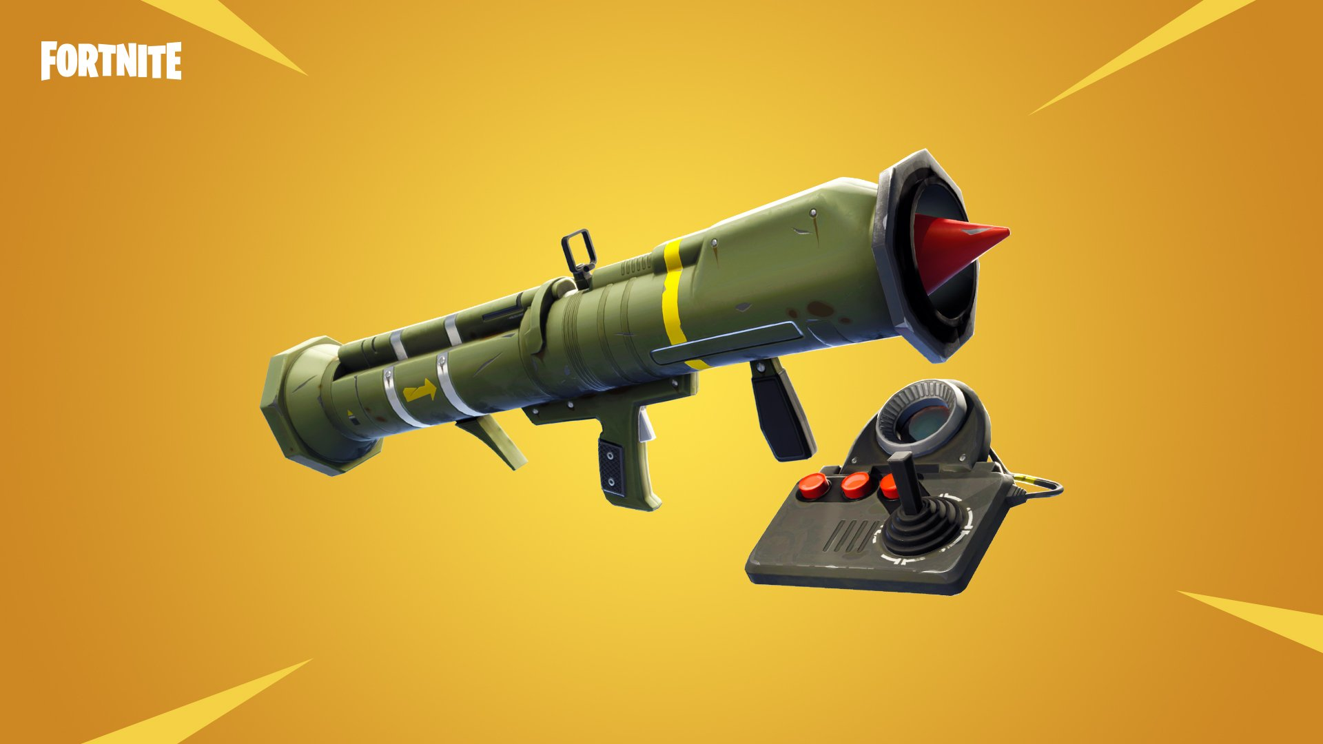 The Fortnite Guided Missile Returns with Patch 5.10