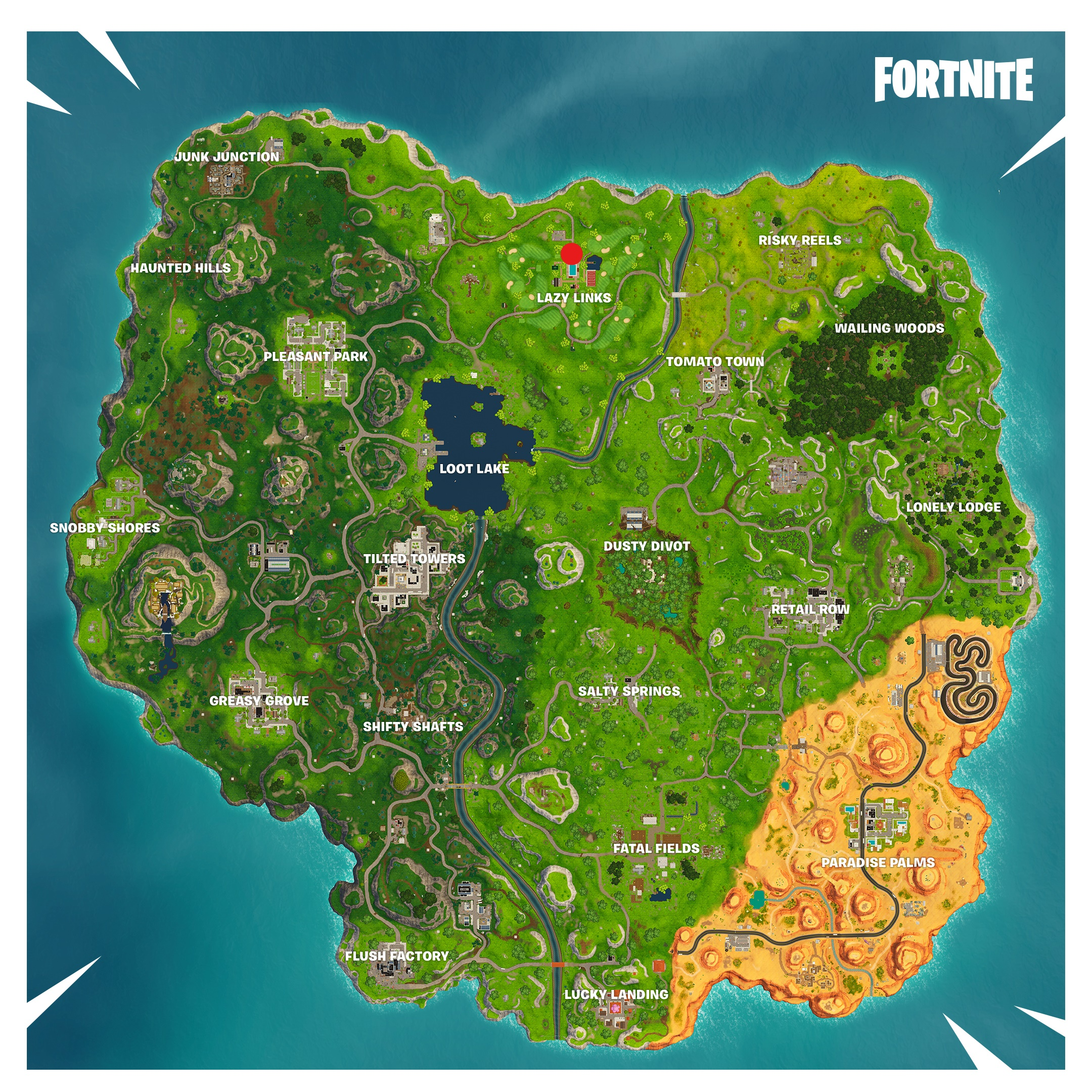 if you look at the loading screen you can see the very faint outline of the battle star - fortnite battle star loading screen 5