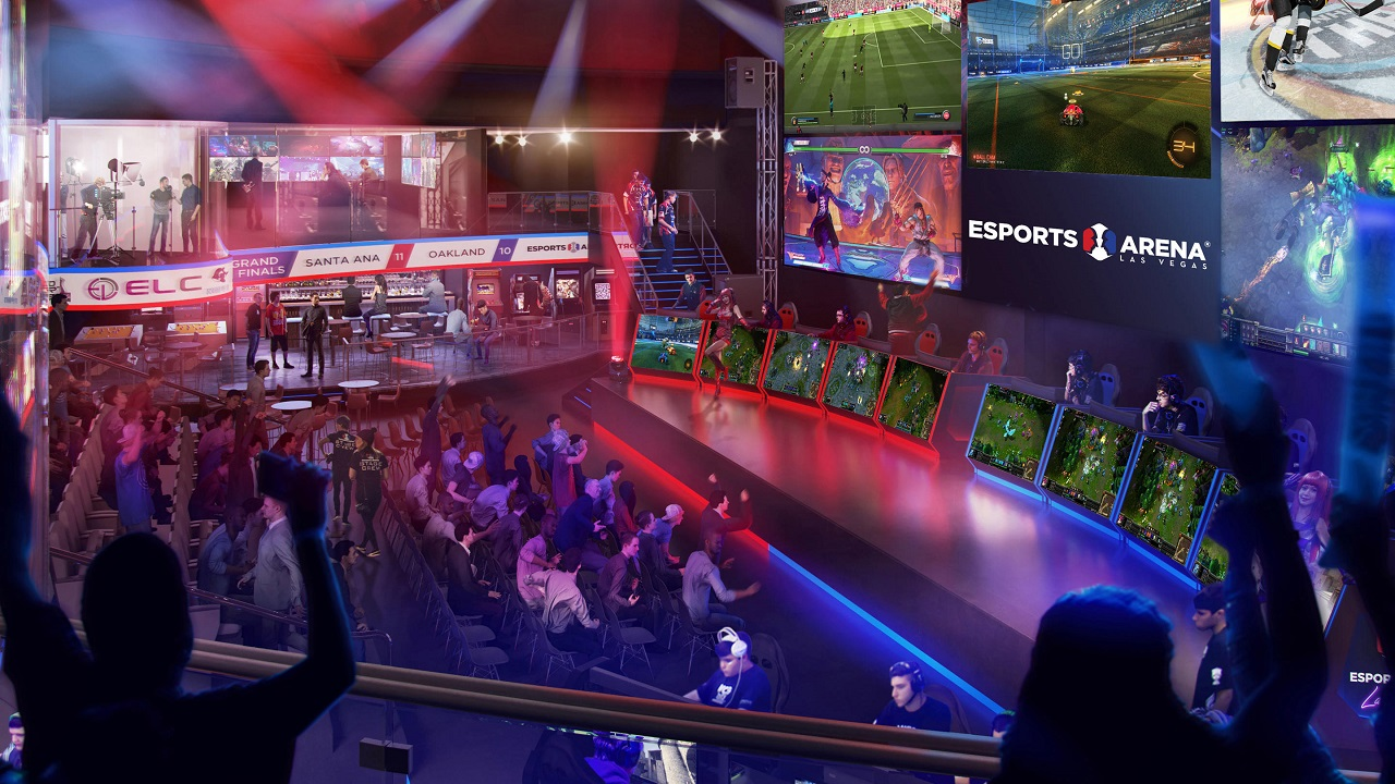 The Luxor Esports Arena is a fantastic venue that will make for a great spectacle whether viewers are watching on Twitch or in person.