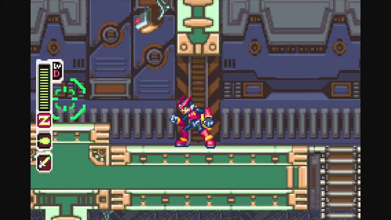 Henpaku grew up with GBA titles such as Castlevania and Mega Man Zero.