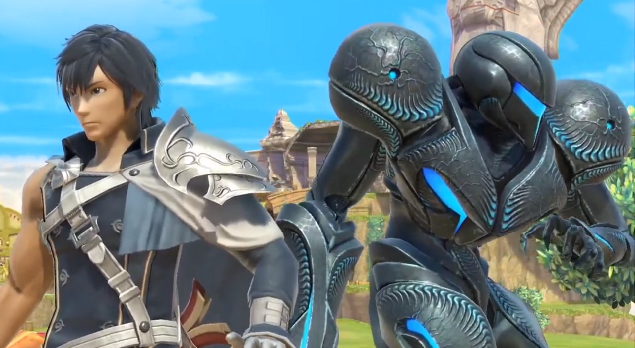 Dark Samus and Chrom were also part of a rumor that dropped on 4Chan early in July.