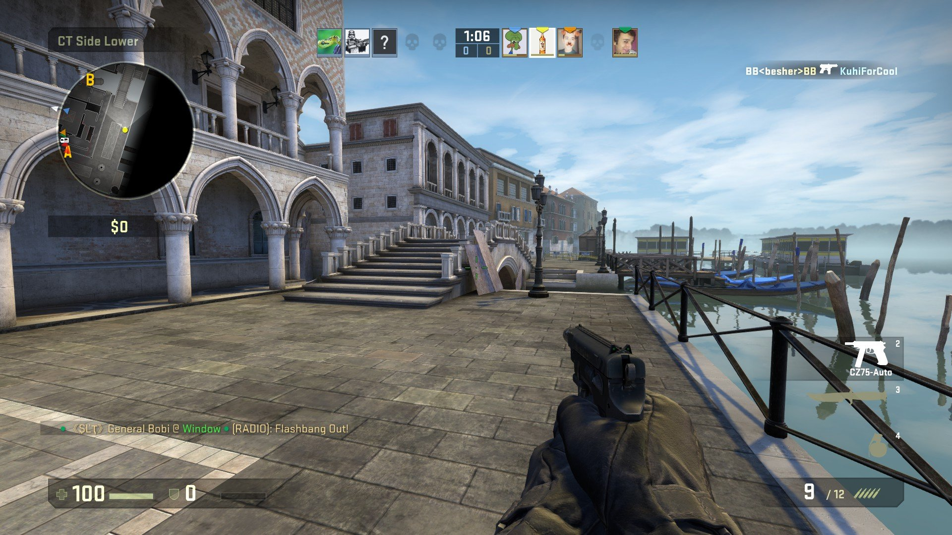 CSGO Should Turn Audio Bug Discovered At FACEIT London Major Into A