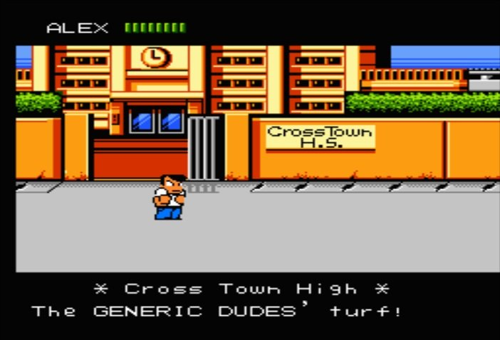 Games like River City Ransom can be hard to find, but even used copies run around $30 to $40, let alone finding one in good condition.