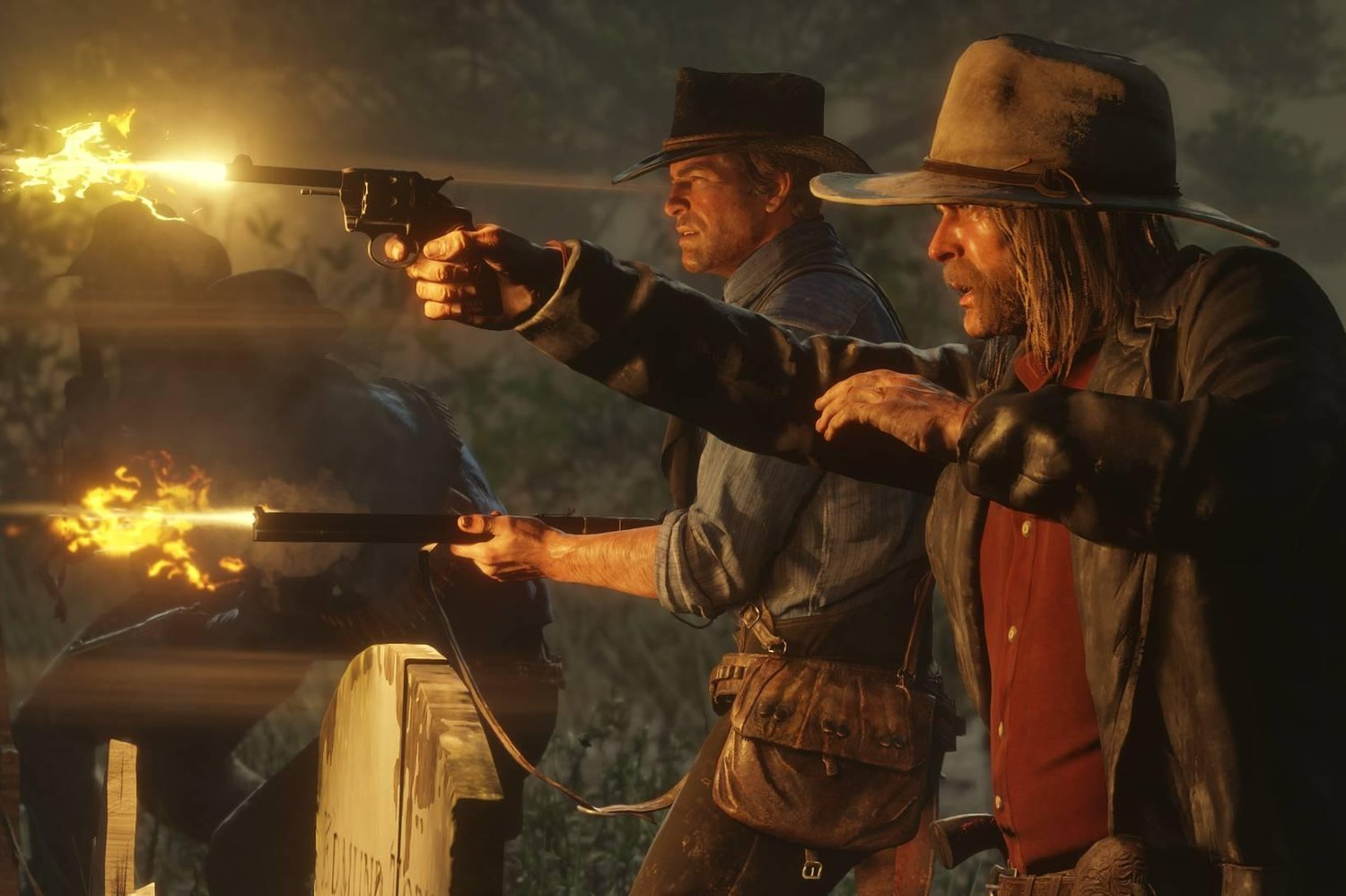 Red Dead Redemption 2 Controls for PS4 and Xbox One