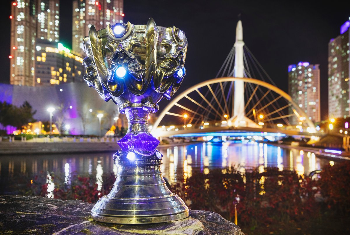 How to Watch League of Legends Worlds 2018 Finals - Live