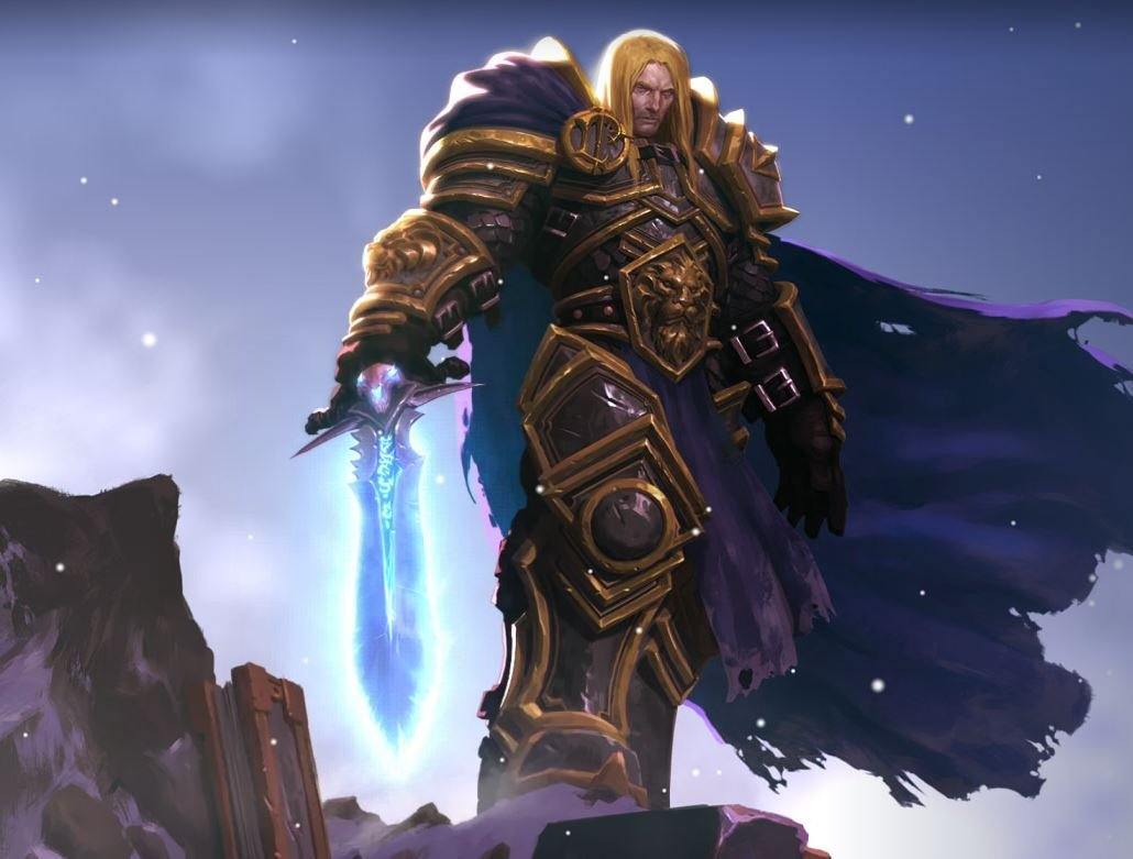 Warcraft 3: Reforged Remasters The Rise And Fall Of The Lich King
