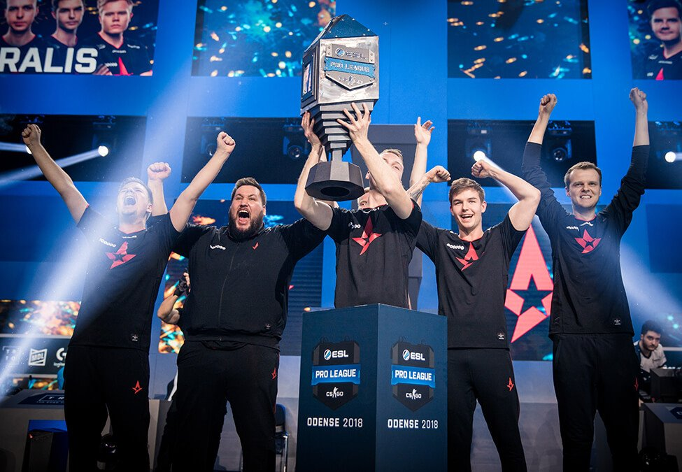 Astralis made history by winning the first Intel Grand Slam, to the tune of world accolades and a one million dollar prize.