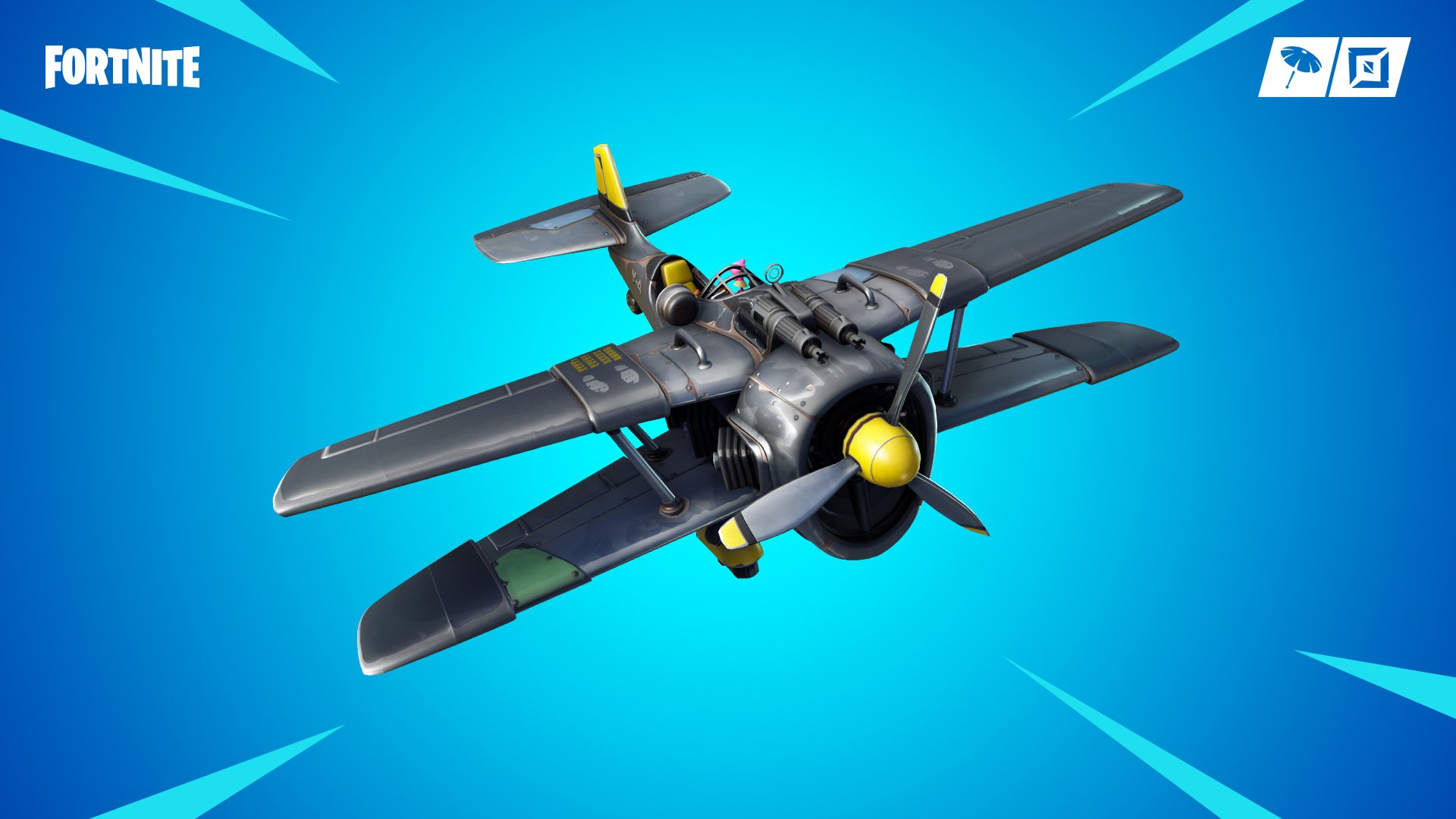 Fortnite Season 7 arrives with new Iceberg biome, Wraps and planes
