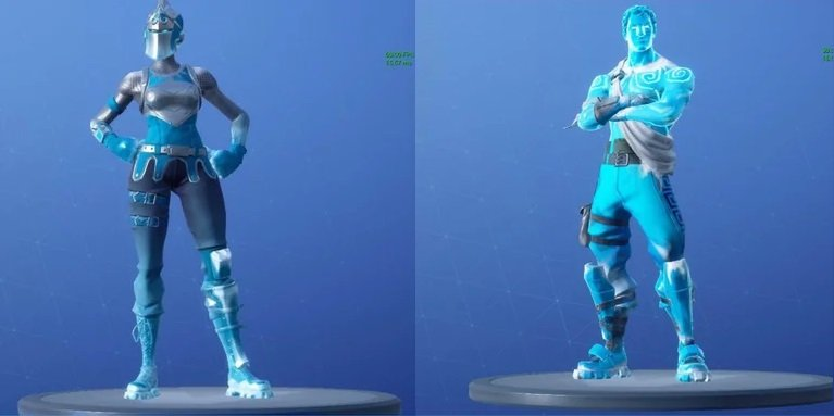 All Christmas Skins Fortnite.Fortnite Christmas Skins Leaked In Latest 7 10 Patch