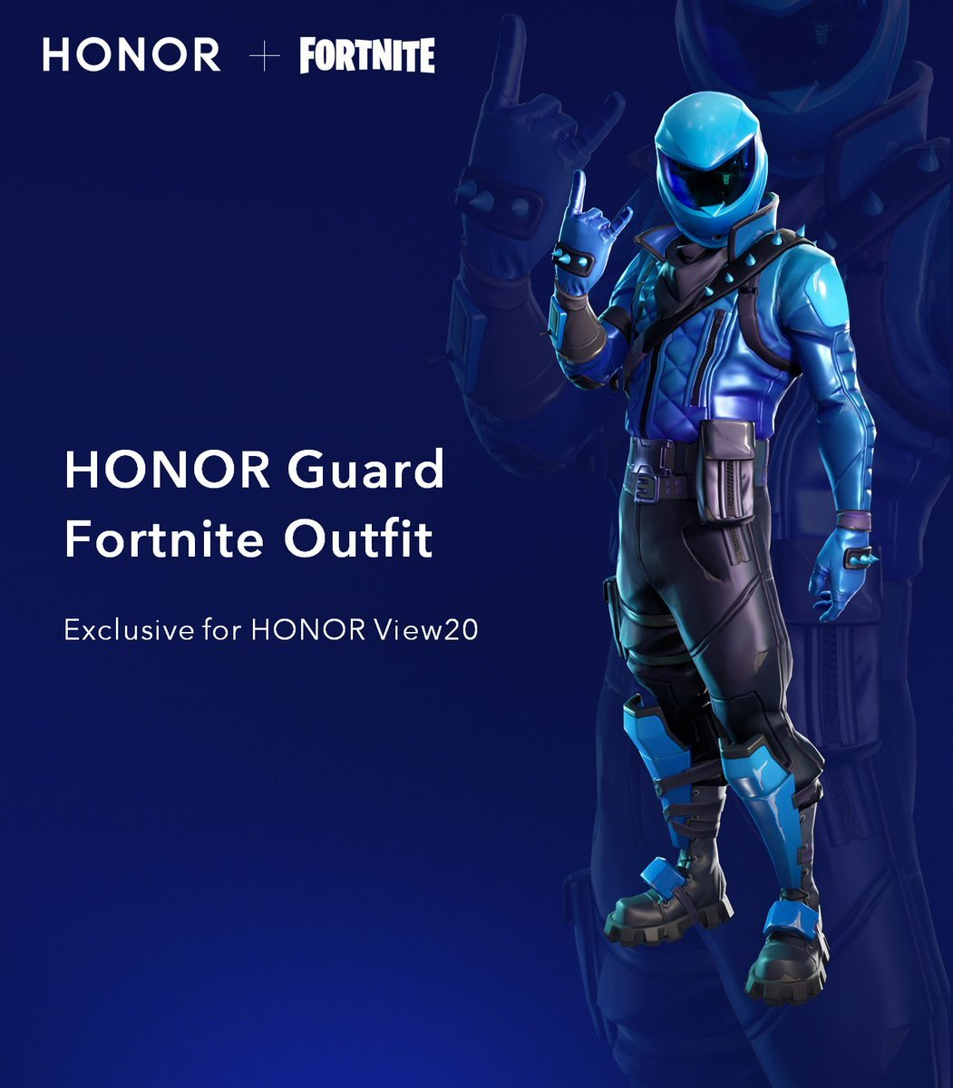 How To Get Honor Guard View 20 Exclusive Fortnite Skin - honor guard view 20 fortnite