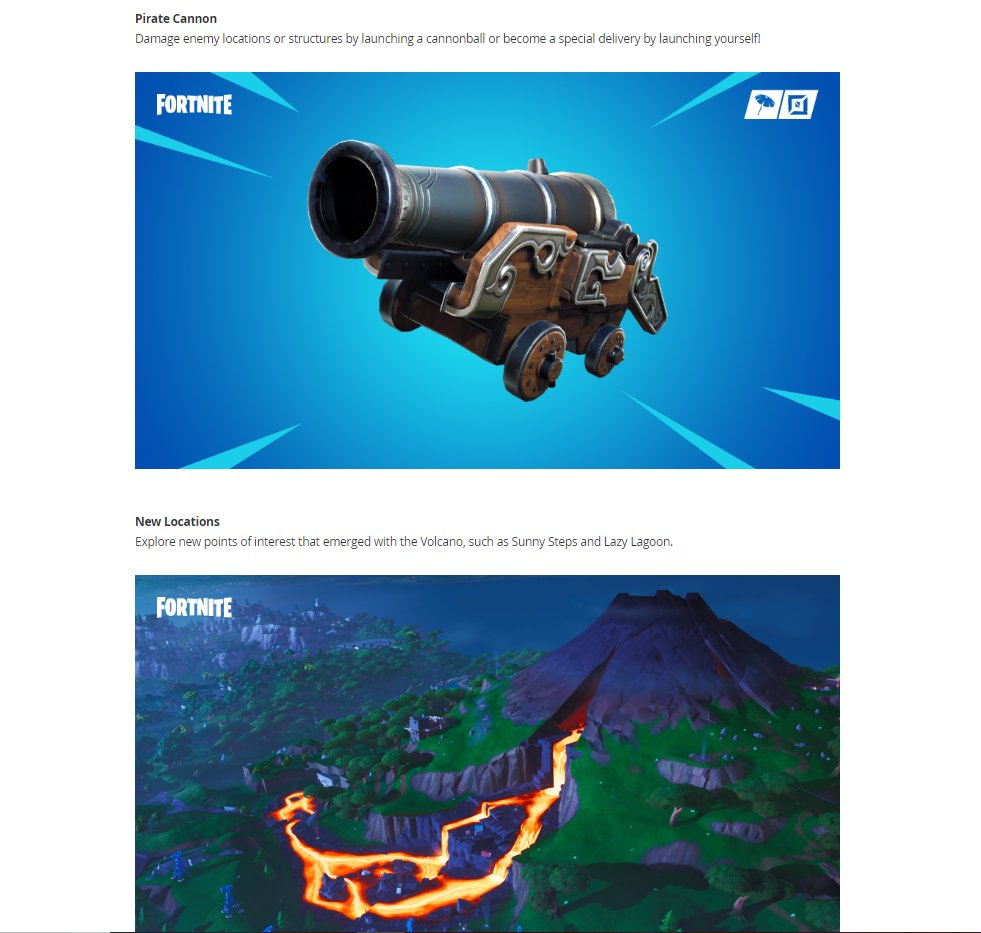Fortnite Season 8 Patch Notes Today Server Status Downtime
