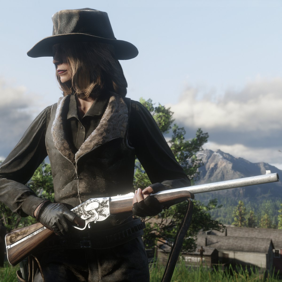 Red Dead Online Beta Update Includes Repeater Rifle, New Event