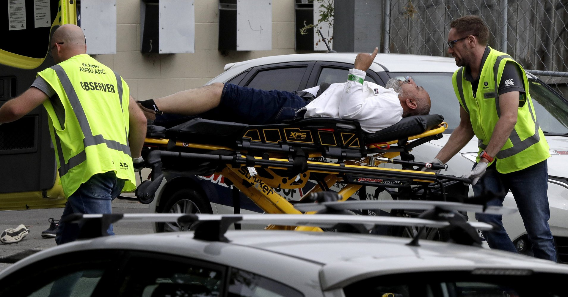'Critical incident': Shots fired at New Zealand mosque, multiple victims reported