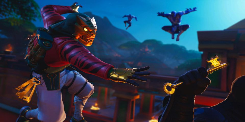 fortnite 8 40 update patch notes - fortnite season 8 update size gb