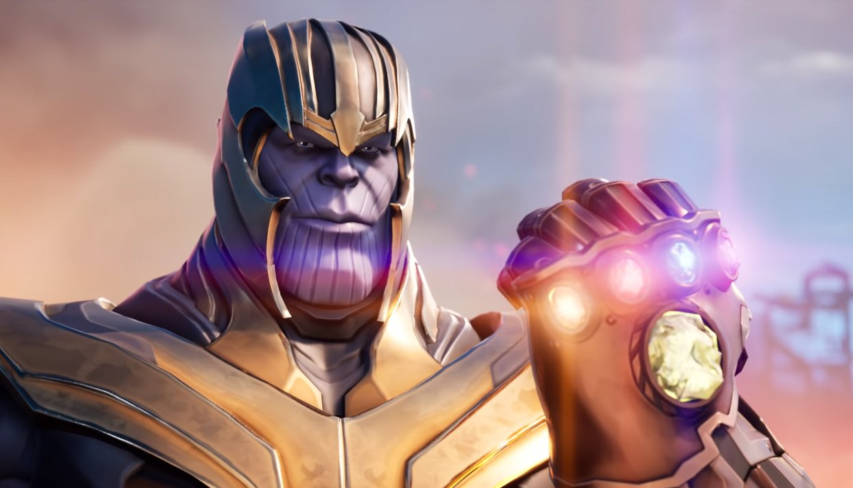 Fortnite Avengers Endgame Challenge Rewards