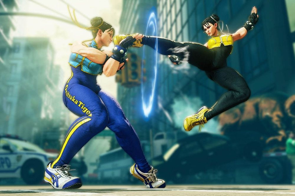 Onitsuka Tiger Collaborates with Street Fighter to Make Rare