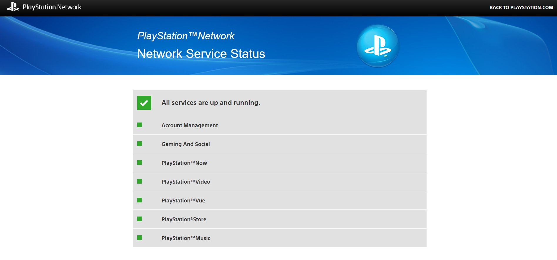 Is PSN Down? PlayStation Network Server Status Possibly Down