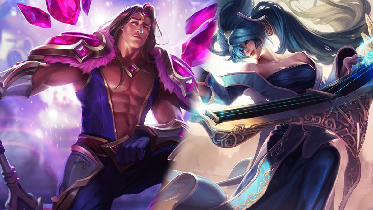 OmegaLOL: Cheese Strats w/ Sona & Taric