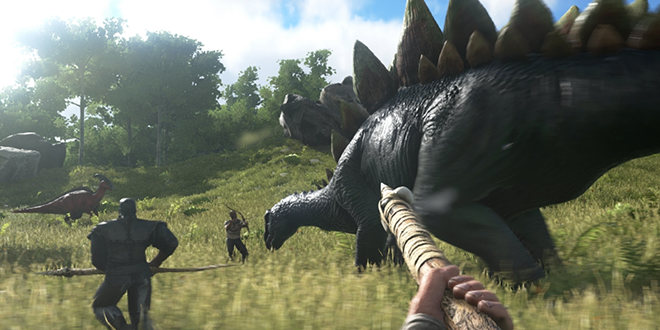 ARK: Survival Evolved Modding Contest Features $35,000 Prize Pool