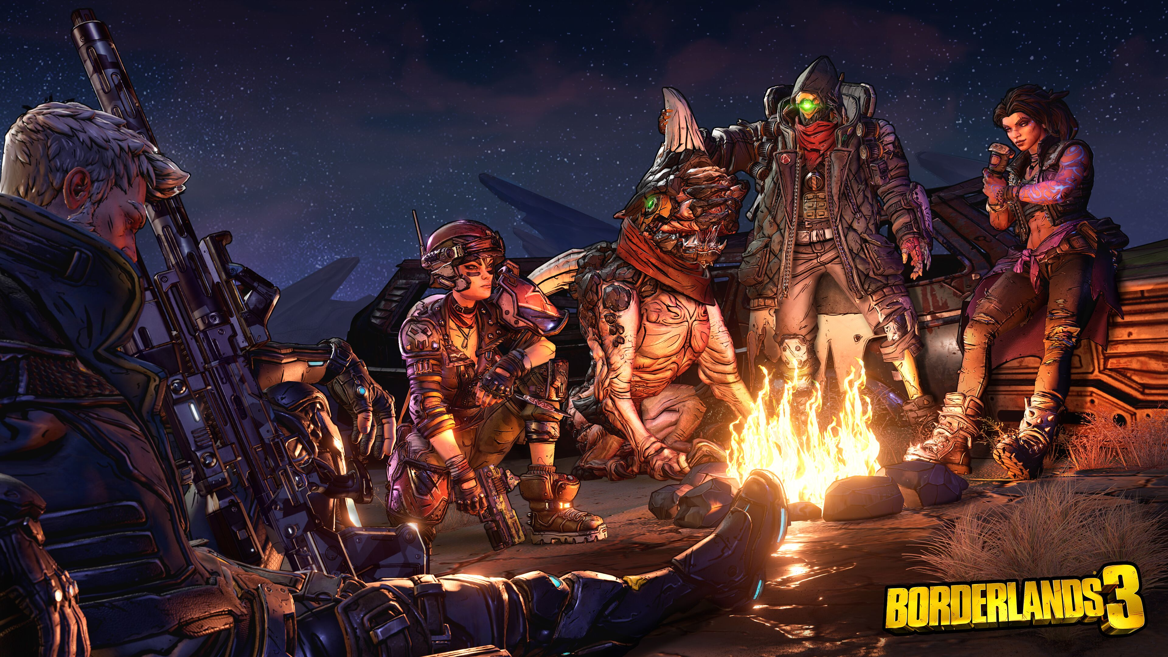 How Long is the Borderlands 3 Story Length