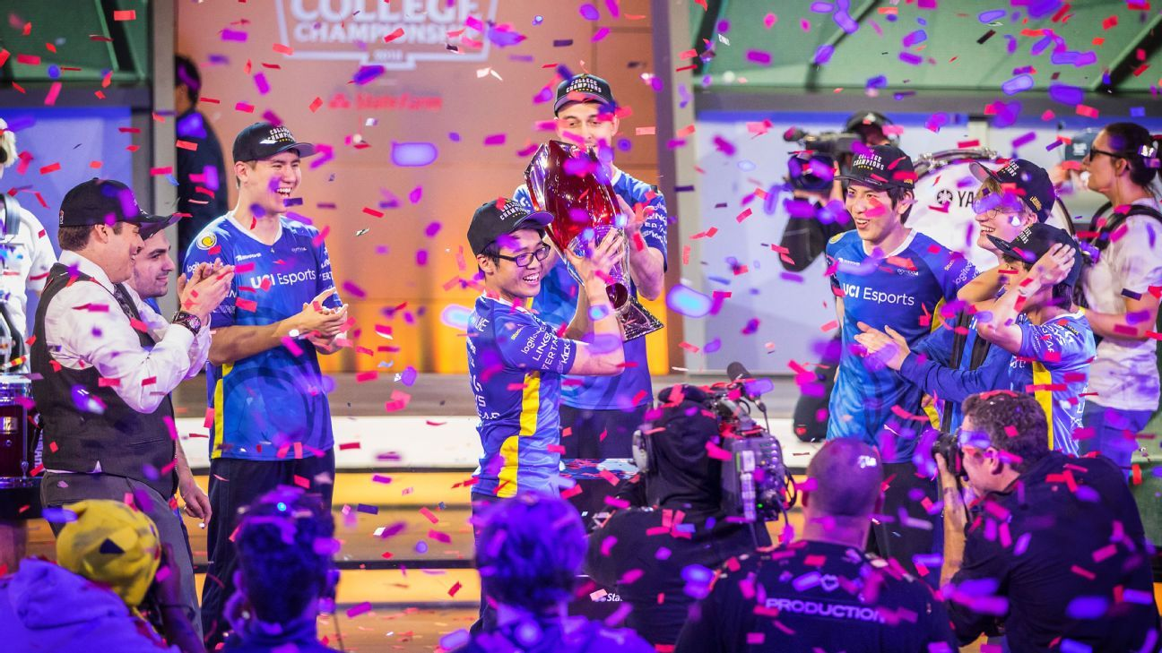 How to Watch the League of Legends 2019 College Championship