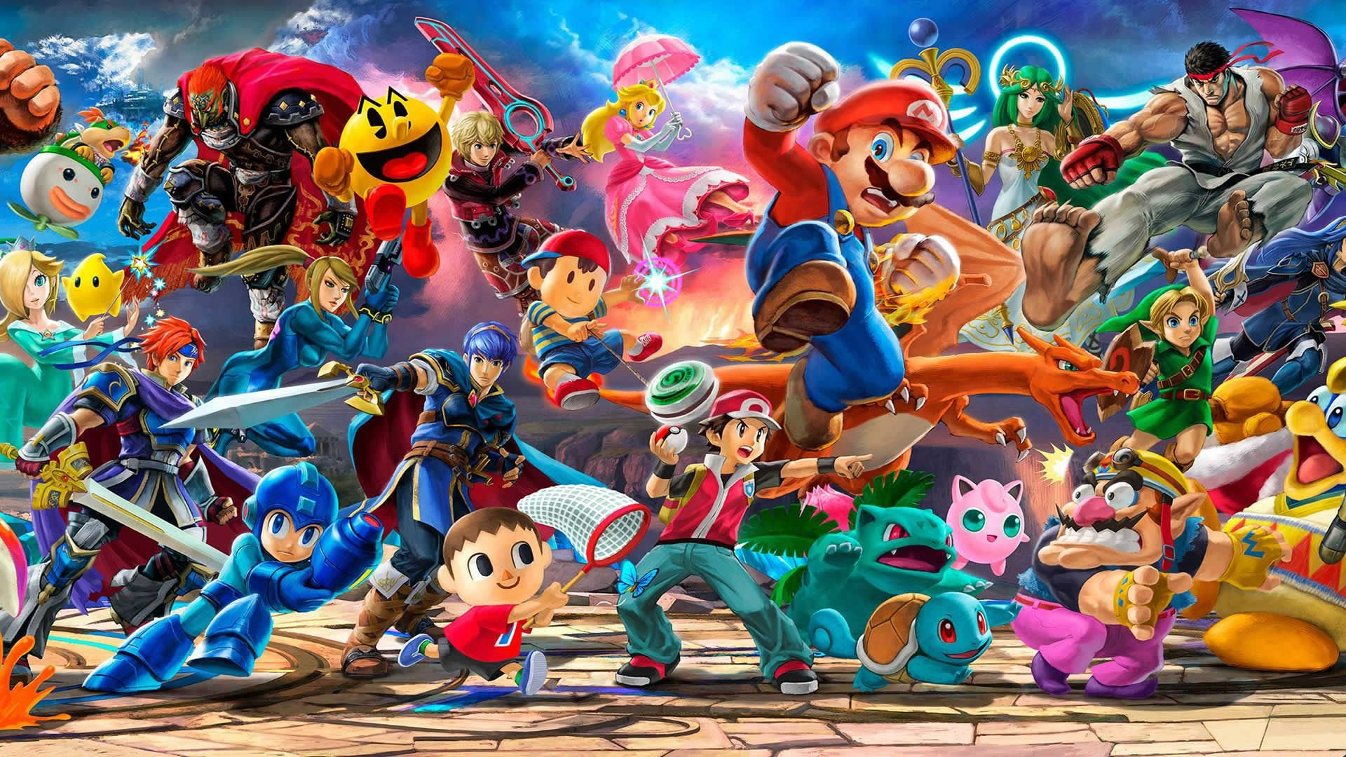 Super Smash Bros Ultimate 3 1 Patch Notes