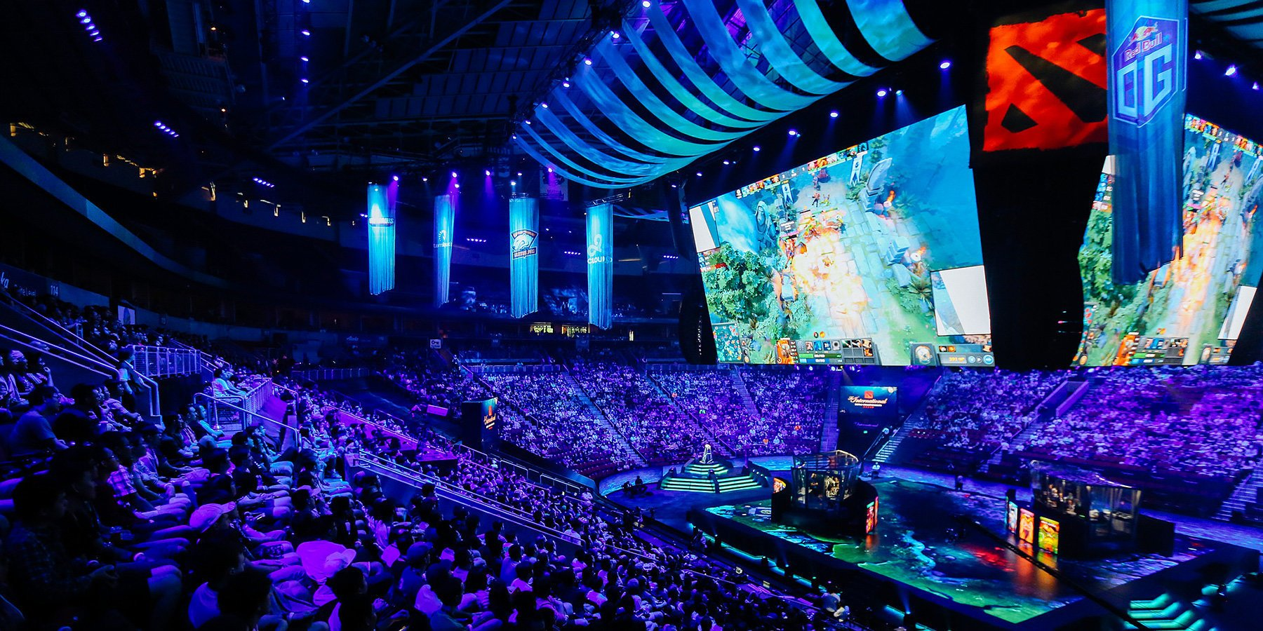 Dota 2 Major The International 2019 Sells Out in Seconds