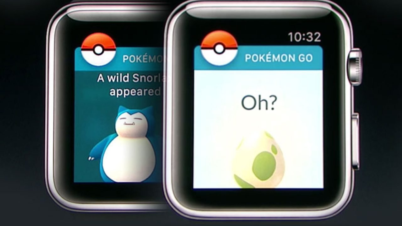 Pokemon Go won't connect to your Apple Watch after July 1