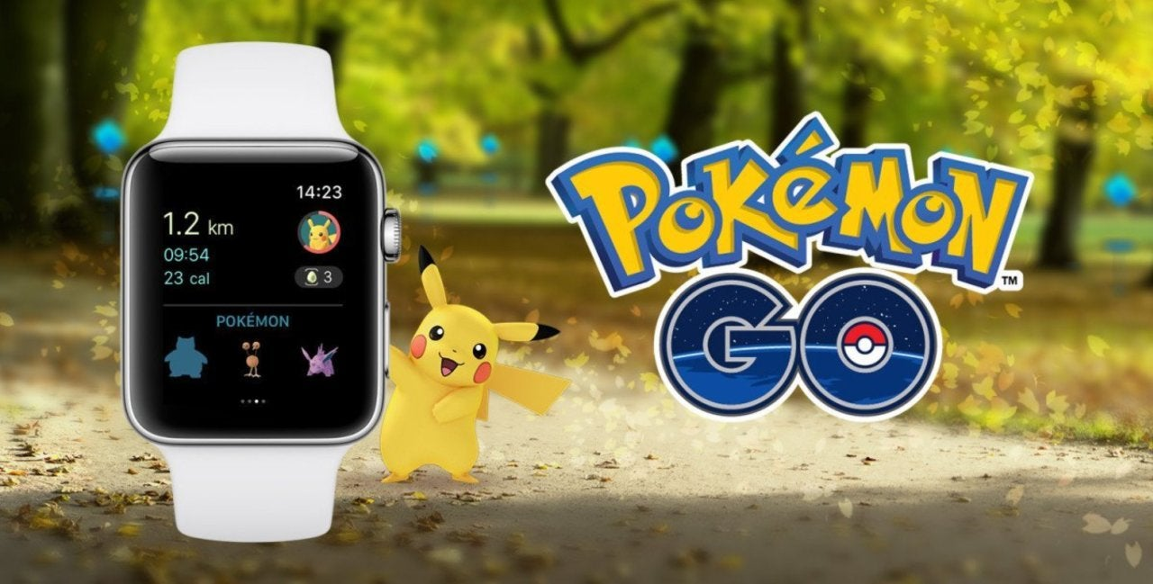 Pokémon GO Discontinued For Apple Watch