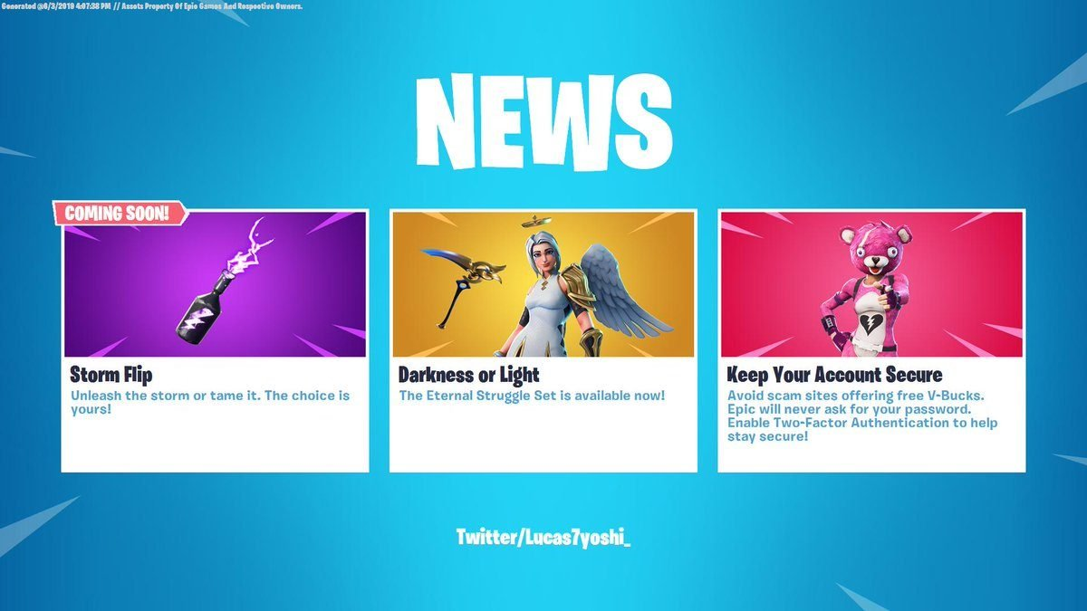Fortnite 9 20 Update Patch Notes, Release Date and Time