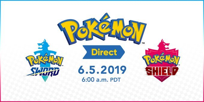 Pokemon Sword and Shield Direct Live Stream Start Time