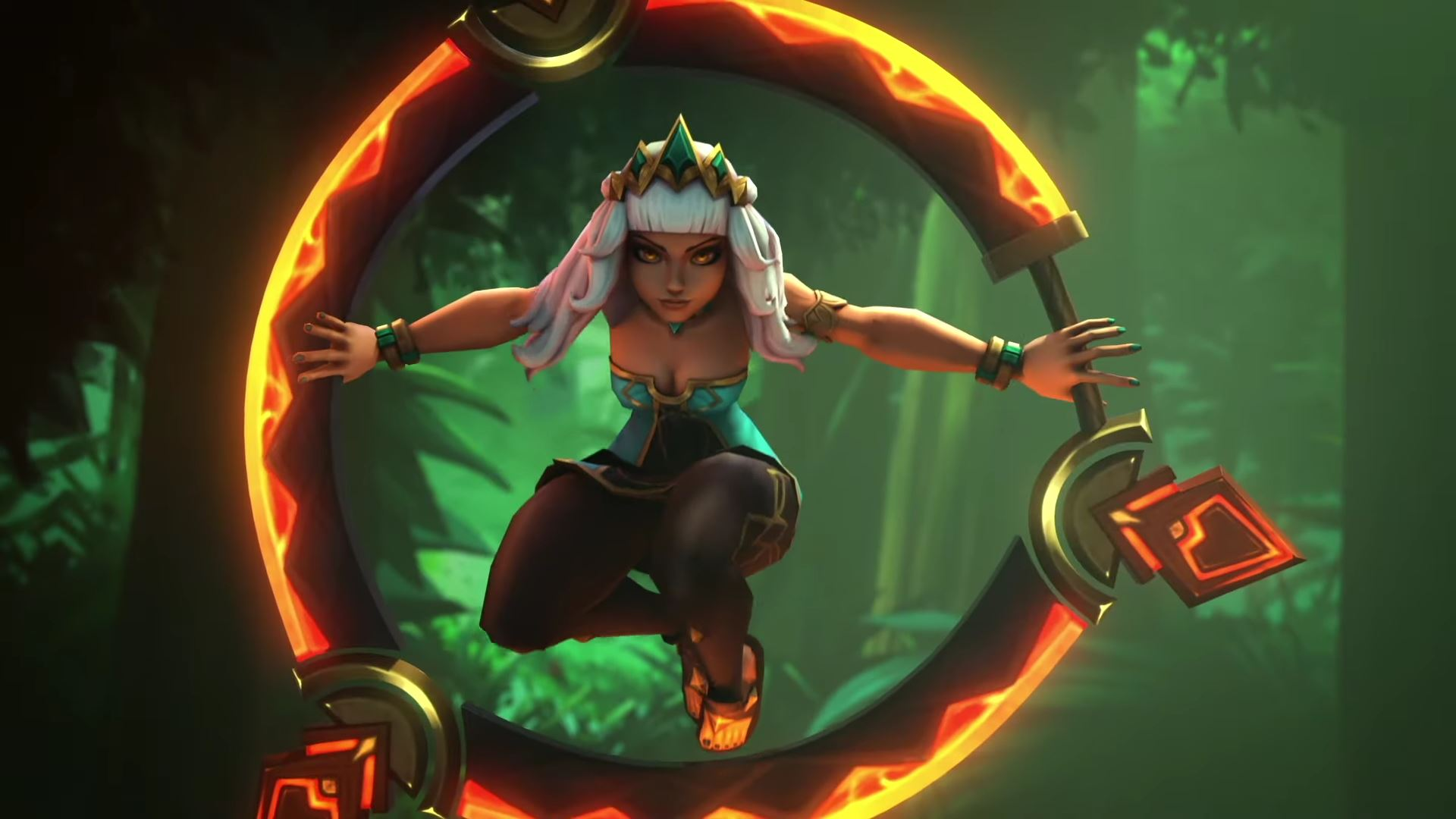 League of Legends Reveals Qiyana: Empress of the Elements
