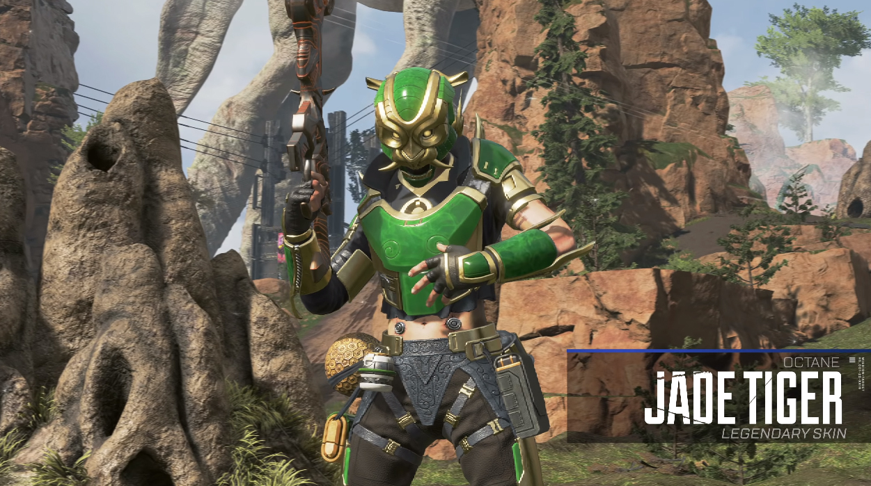 Apex Legends Season 2 Battle Pass Rewards