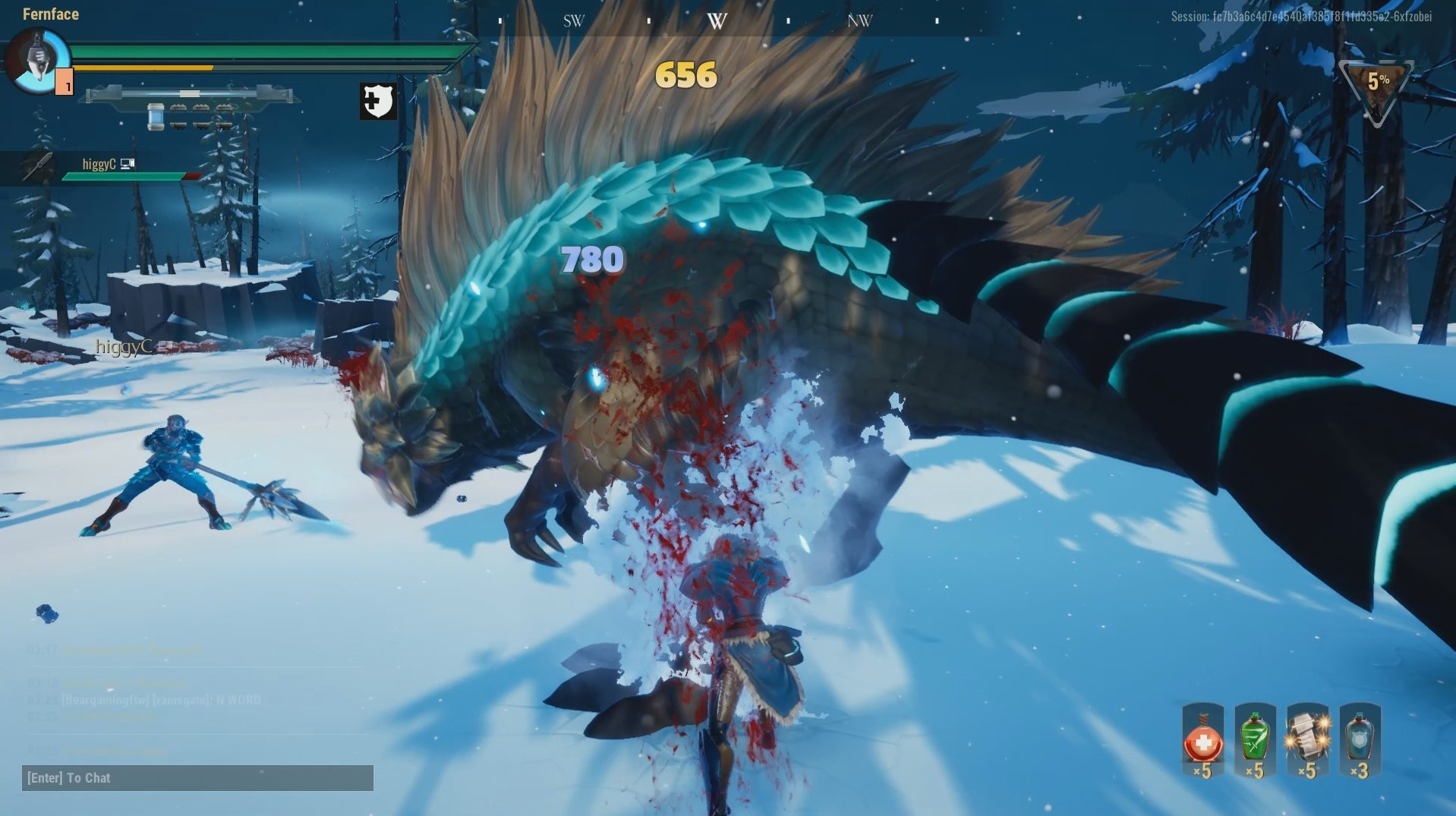 How to Stagger Behemoths in Dauntless