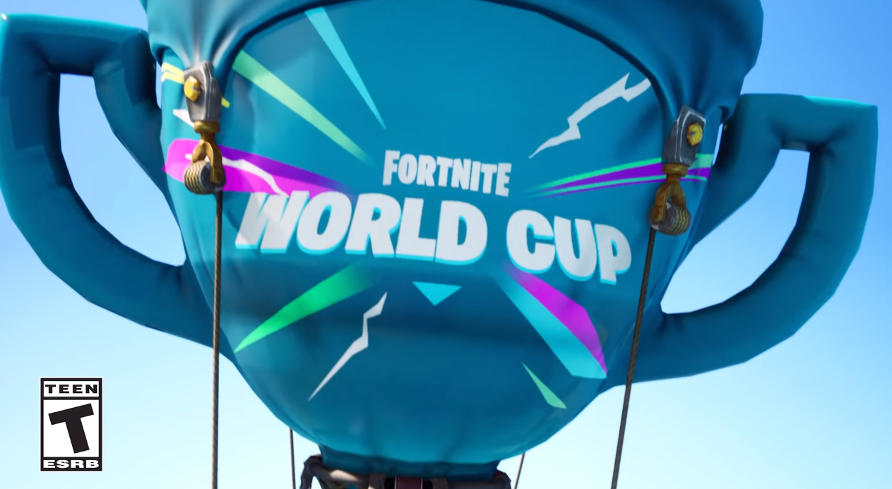Fortnite World Cup Finals Duos Standings