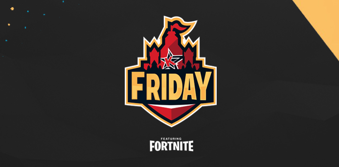 Friday Fortnite Week 5 Live Bracket