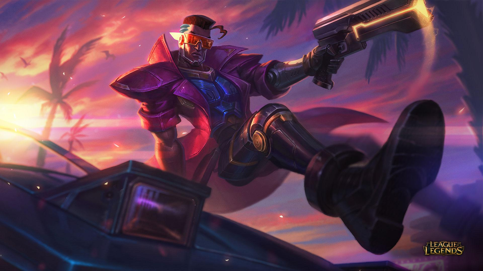 Demacia Vice Skins - Available in Patch 9.14