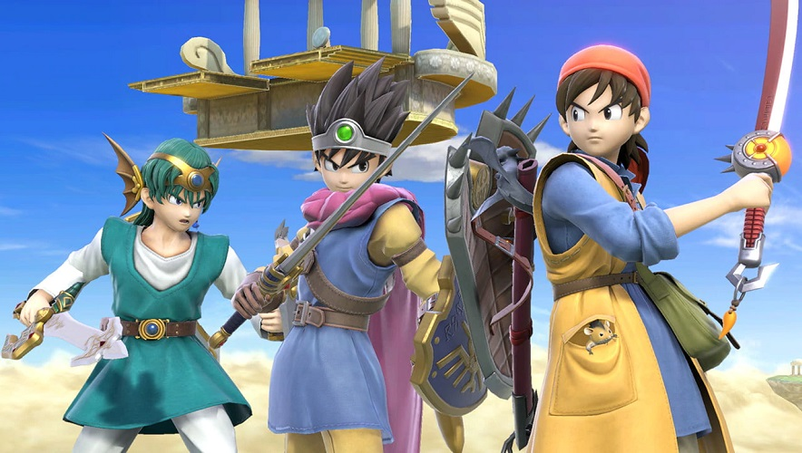 Among DLC like the upcoming Dragon Quest heroes and various tournaments, Nintendo has arguably put more effort into support of Smash Ultimate than any previous competitive Nintendo title.